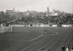 stadion RKS Motor Lublin, lata 80. XX w.