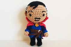 Doctor Strange Pattern by Miahandcrafter