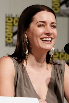 """The Faces of Pilot Season 2014 Paget Brewster (best known for Criminal Minds) will star opposite Michael Imperioli in ABC's multi-camera family comedy """"Saint Francis."""""""