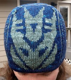 Free Knitting Pattern for Transformers Hat