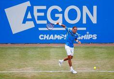 Alexandr Dolgopolov Photos - Aegon Championships - Day Three - Zimbio
