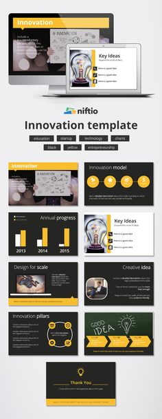""" Stand out from the crowd by creating a memorable presentation starting from our """" Template"""