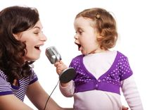 The OT Therapy Los Angeles team at LA Speech Therapy Solutions suggests singing out loud and prompting your child to sing along with you. Play tunes that they love in the car and in the house and watch as they begin to sing without your encouragement.