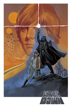 Your Nice New Outfit | Vader Down variant cover for Vienna Comic Con