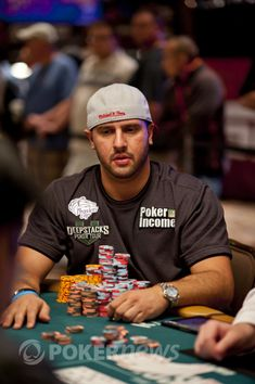 Michael Mizrachi running strong again in the 50K event. Andy Bloch on his heals.   | Event 45: $50,000 Poker Players Championship | 2012 World Series of Poker