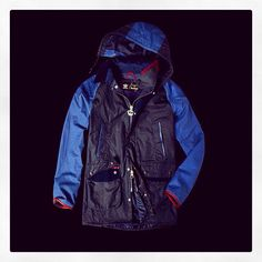 Adidas x Barbour Jahbor