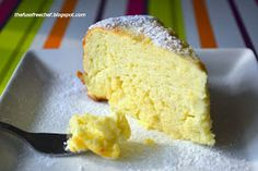 the FUSS FREE chef: Durian Yogurt Cake