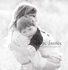 mother & son session by frogs & faeries