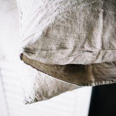 Linen SHEET SET natural beige washed linen 4 pcs: by LenokLINENcom
