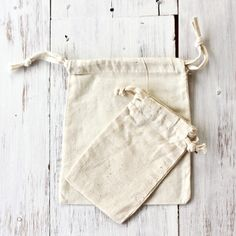 Cotton Drawstring Bag | Little Ink | Packaging Supplies | Baking Supplies | Craft Supplies | Party Supplies