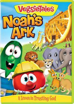 VeggieTales: NOAH'S ARK available March 3, 2015