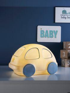 La veilleuse parfaite pour rassurer votre bébé au moment de s'endormir - #déco #chambre #baby - Collection Printemps-Eté 2016 - www.vertbaudet.fr