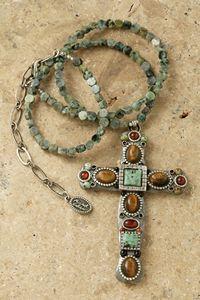 "African Safari Turquoise 3"" Cross Pendant $115.00 http://www.celebrateyourfaith.com/African-Safari-Turquoise-3-quot-Cross-Pendant-P362C950.cfm"