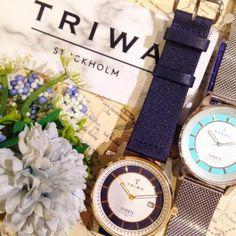 有楽町ルミネ新入荷!! TRIWA Watch