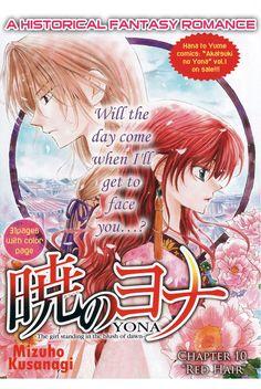 Akatsuki no Yona 10: Red Hair at MangaFox.me