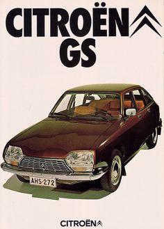 GS, GSA, Birotor. : CITROEN-CATALOG-GALLERY : by CITROEN DS.