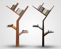 Fai crescere la tua collezione su una mensola albero.