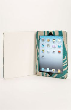 R iPad case. Cute!