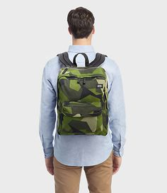 Swedish M90 Cordura Backpack - JackSpade