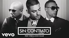 sin contrato maluma - YouTube