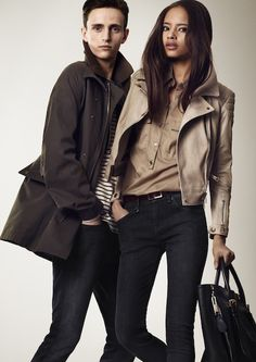 Burberry Brit Collection For Spring/Summer 2013