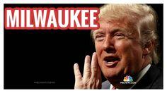 Donald Trump Rally In Milwaukee, WI (4-4-16)