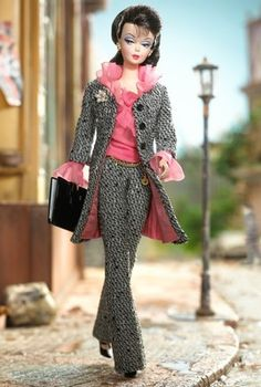 """A Model Life"" Barbie Silkstone"