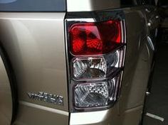 Revo Performance Pte Ltd — Rear Tail Lamp Chrome Cover Grand Vitara Suzuki, Honda Logo, Chrome, Cover
