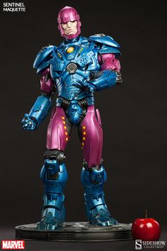 Sideshow Marvel Sentinel Maquette Pre-orders by Sideshow Collectibles