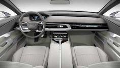 2016 Audi A8 - interior