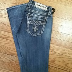 Rock Revival Jeans Very Boot Cut Jeans Inseam 33. 2 % elastane Rock Revival Jeans Boot Cut