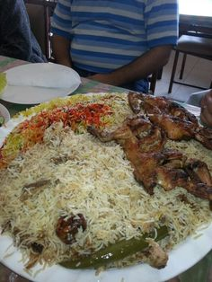 Best Rice Recipe, Rice Recipes, Chicken Recipes, Cooking Recipes, Healthy Recipes, Middle East Food, Middle Eastern Recipes, Indian Foods, Indian Food Recipes
