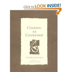 Cooking As Courtship