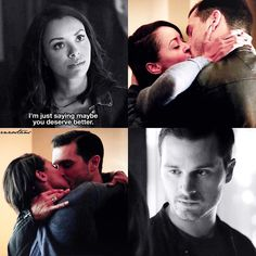 """[7x05 parallels]- Bonnie and Enzo. I'm 100% on board with this ship! I've always liked Enzo (surprisingly, considering he's Stefan's rival!) and he and Bonnie just seem to fit."