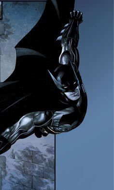 Batman by Andy Clarke