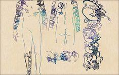 Il tatuaggio più antico del mondo ha 2.500 anni e appartiene alla principessa Ukok