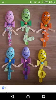 Plastik Kaşıktan Rakam Yapımı autour du tissu déco enfant paques bébé déco mariage diy et crochet Easter Crafts For Kids, Summer Crafts, Preschool Crafts, Diy For Kids, Fun Crafts, Arts And Crafts, Paper Crafts, Plastic Spoon Crafts, Plastic Spoons