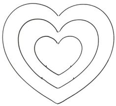 Casada e Apaixonada: Moldes de Coração