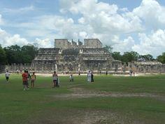 Chichen Itza Mayan Ruins (Mexico)