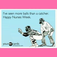 Nurses Week. Nurse humor. Nursing funny.