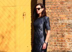 Sue Hoffman, NSW Advertising Strategy Manager Zara jacket, Scanlan & Theodore dress, Michael Kors bag, Lacoste sunglasses, Witchery shoes, Swarovski bracelet, Tiffany ring.