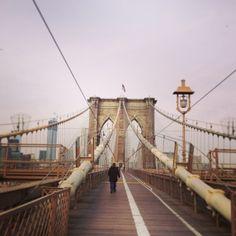 Brooklyn Bridge looking good! #brooklyn #brooklynbridge