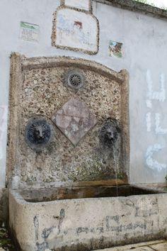 Fontana. Zona Ermice #Eboli