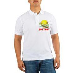 upstartlogored Golf Shirt
