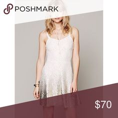Free People Lace Dress More details and pictures to come! Free People Dresses