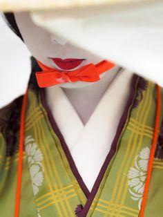 maiko 舞妓 Gion Kobu 祇園甲部 Ichiharu 市晴 時代祭 藤原為家の室 KYOTO JAPAN