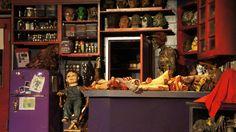 Universal Orlando's Horror Make-Up Show at Universal Studios Florida.