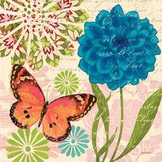 Butterflies, Limited Editions at Art.com