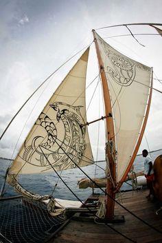 sailing in Tonga (photo tanya edwards)