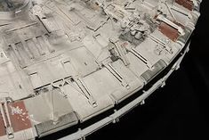 Sci Fi Models, Old Models, Millennium Falcon Model, Falcon 1, Sf Movies, Star Wars Spaceships, Battle, Gundam, Pictures